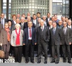 Members of the UIPI in Berlin