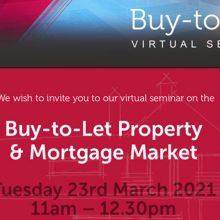 ICS Buy-To-Let Virtual Seminar – Featuring IPOA'S Margaret McCormick